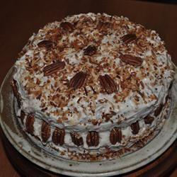 Coconut Pecan Cake Recipe - Allrecipes.com