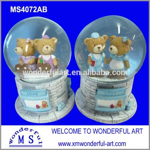 hete verkoop hars sneeuwbol romantische bruiloft gunsten-afbeelding-hars ambachten-product-ID:60335419930-dutch.alibaba.com