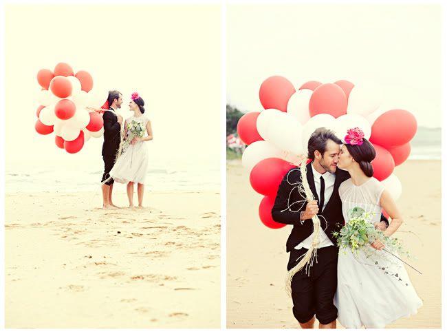 http://i892.photobucket.com/albums/ac125/lovemademedoit/RC_blog_017.jpg?t=1281773658: Beaches Balloon, Red And White, White Balloon, Wedding Pics, Wedding Balloon, Red Heart, Bridal Balloon, Balloon Wedding, Red Wedding