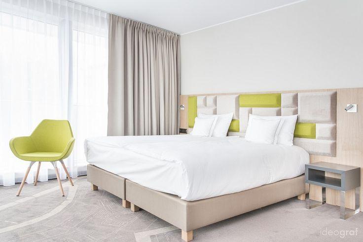 Almond Hotel - room detail