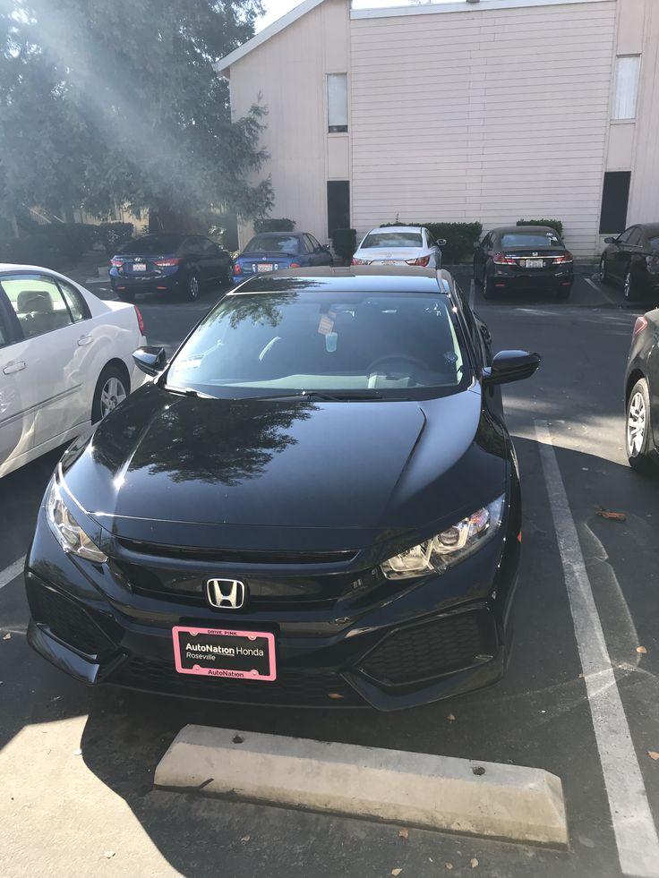 2nd 2018 Honda Civic Honda civic, Sports car, Honda