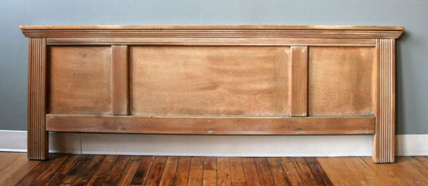 """Footboard: 68 x 24 x 17/8. For its age the headboard foot board is in good condition, just with some nicks & scratches (see photos for details ). Beautiful old foot board for sale! (Provided by """"Penn Antique Transportation""""). 