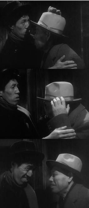 """Ikiru """"To Live"""" (1952) Akira_Kurosawa    www.itwasmother.com"""