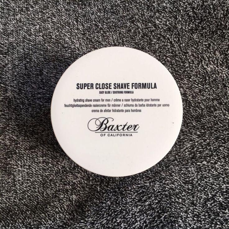 Baxter of California Super Close Shave Formula (8 oz $25 Value)  NEW  FREE SH