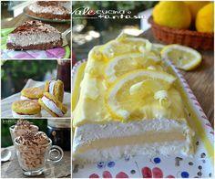 Raccolta di dolci freschi e facili tante idee fresche e golose tanti dolci facili e freschissimi da offrire agli amici nelle calde giornate estive