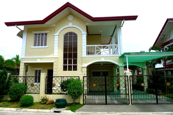 Cleanly designed house in Baliuag, Bulacan