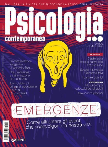 Psicologia Contemporanea - Maggio-Giugno 2017
