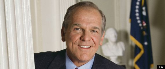The amazing actor, John Spencer, as Leo McGarry