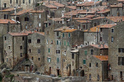 Le vecchie case - Old houses | Vecchie case del centro stori… | Flickr