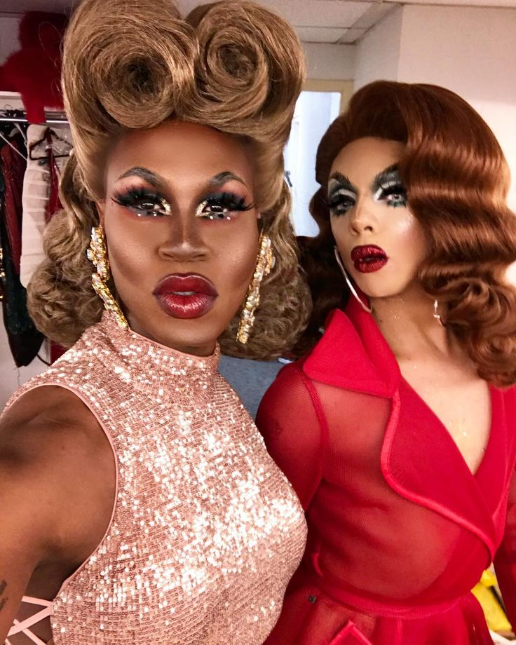 "31.3k Likes, 150 Comments - Shea Couleé (@sheacoulee) on Instagram: ""Feeling my holiday oats with my sis @ajathekween backstage for @mppresent A Drag Queen Christmas…"""