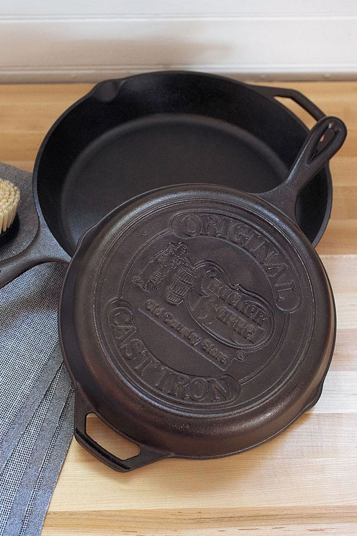 Like the best recipes, our durable, pre-seasoned Lodge Cookware can be passed down for generations to come. Made from sturdy cast-iron and available in a wide range of sizes, you can cook up just about anything you dream up–homemade hashbrowns, pancakes, steaks–you name it! Click through to shop the entire collection.