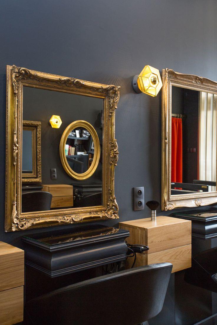 17+ images about Salon de coiffure on Pinterest | Coiffures, The ...
