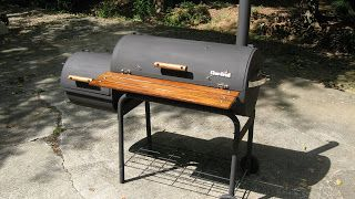 "The price was right and the move to the Silver Smoker from the Brinkman ""R2-D2"" seemed natural for Ol' PB but, all was not well in smoke lan..."