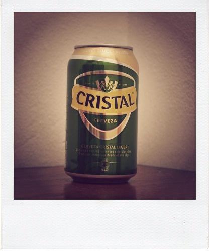 Cerveza Cristal, Chile