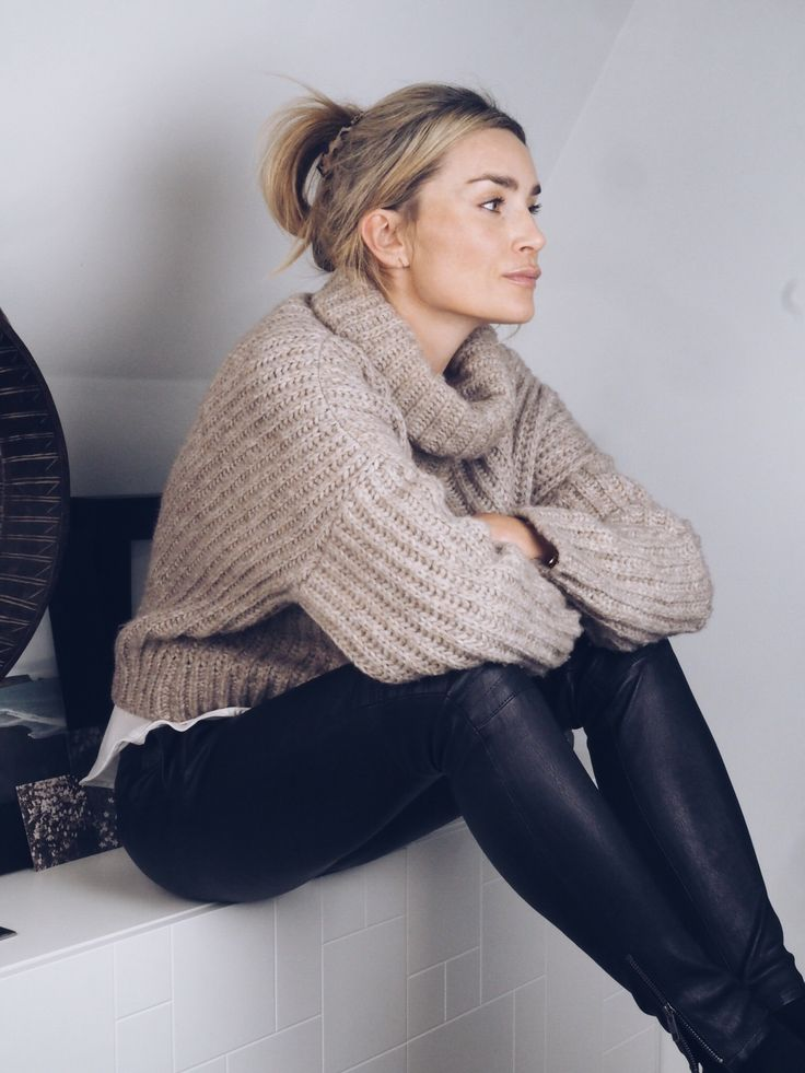 1000+ ideas about Roll Neck Sweater on Pinterest ...