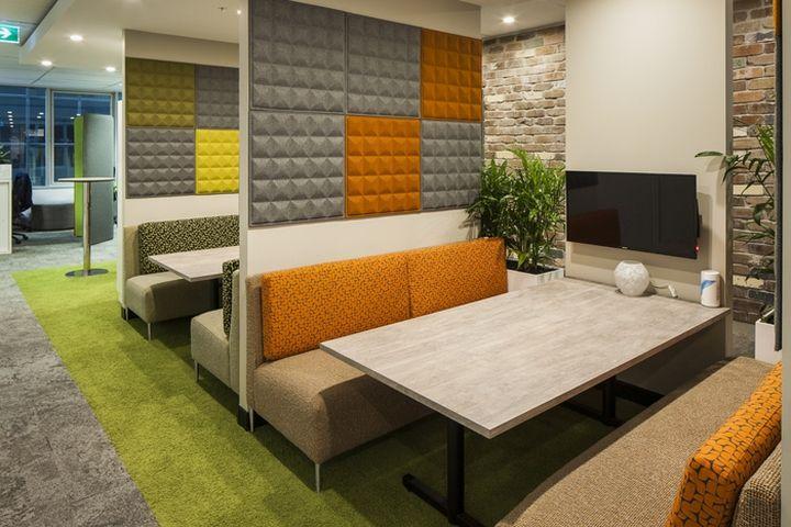 Amicus Interiors Offices, Sydney – Australia » Retail Design Blog
