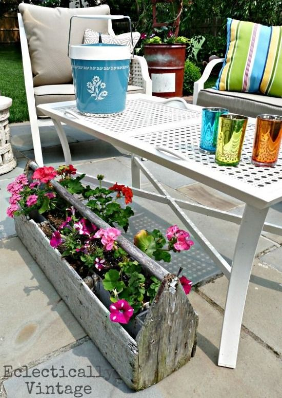 Design Ideas for an Eclectic Outdoor Space - Home Decorating Blog ...