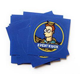 50 Evert Kwok stickers