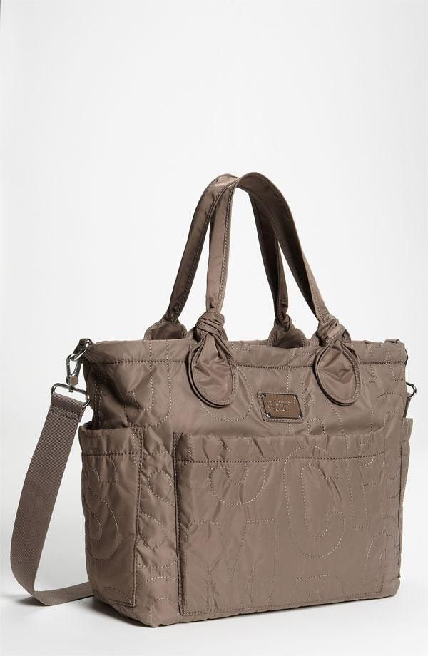 "Nordstrom ""MARC BY MARC JACOBS Pretty Nylon Eliz-A-Baby Diaper Bag ..."