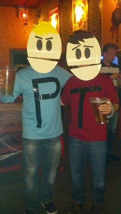 South Park costume