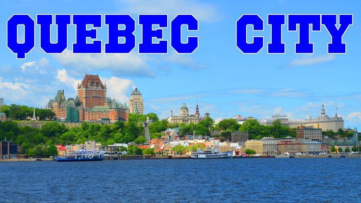 Quebec City HD Wallpaper Wide