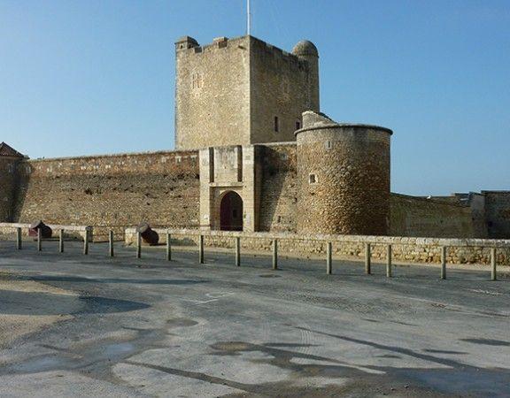 Le chateau de Fouras
