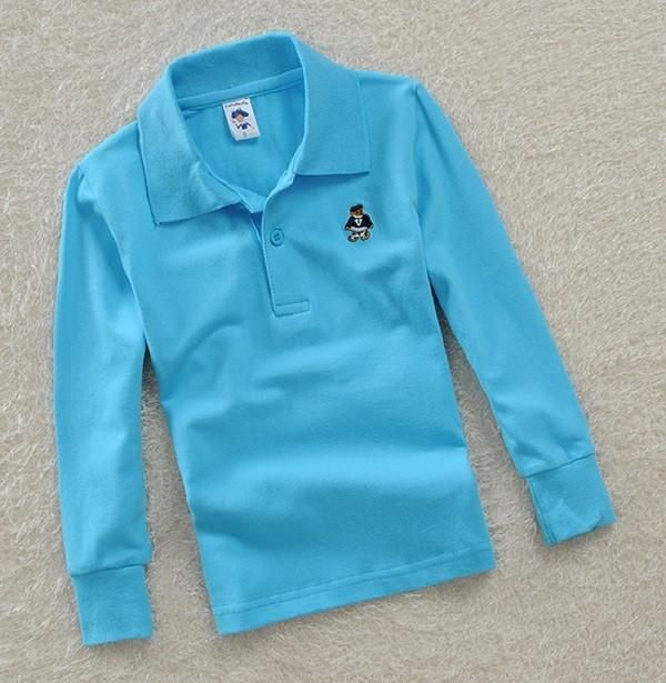 Top quality boys girls plain white red t shirt for kids toddler