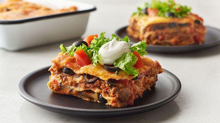 A delicious twist on lasagna!