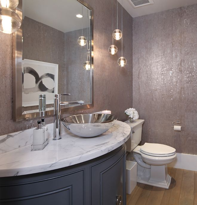 10 Stunning Transitional Bathroom Design Ideas To Inspire You: 1000+ Ideas About Powder Room Vanity On Pinterest