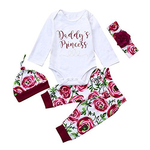 13 best gifts for baby v images on pinterest christmas presents newborn baby girls clothes daddys princess romperspant negle Choice Image