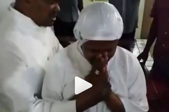 """Lady Saw Baptized: """"I have to go, the Lord has called me!"""" (Video & Audio)"""
