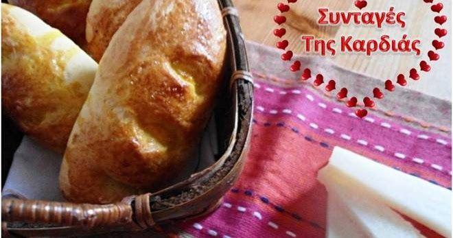 ΣΥΝΤΑΓΕΣ ΤΗΣ ΚΑΡΔΙΑΣ: Μίνι ψωμάκια με γάλα