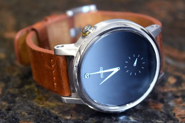 The Best Smartwatch for Android Phones | After wearing 18 different smartwatches over the past three years, we think the 2015 Moto 360 is the most useful and attractive smartwatch you can pair with an Android phone. It complements more wrist sizes and dress styles than any other smartwatch; its battery lasts for a full, active day, even with the time always showing; it is swift to respond to touches and voice commands; and it tracks your walking and other light exercise better than other…