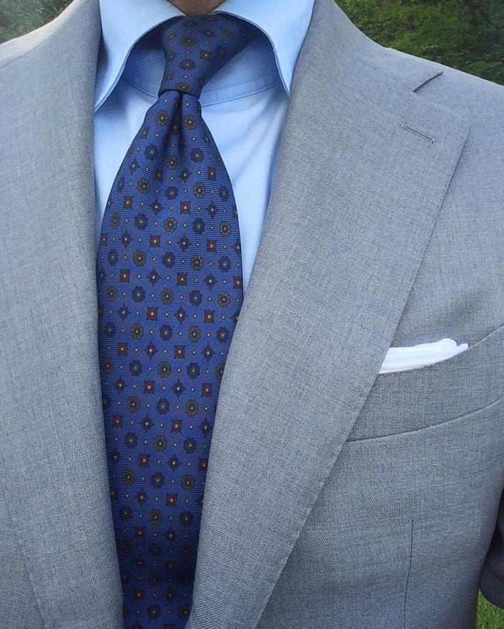 Best 25 light grey suits ideas on pinterest light grey for Blue suit grey shirt