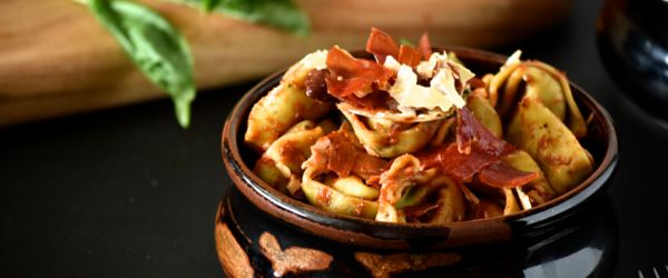 Angelo's Fresh Pasta Products | Antipasto Pasta Salad by Shelley Judge