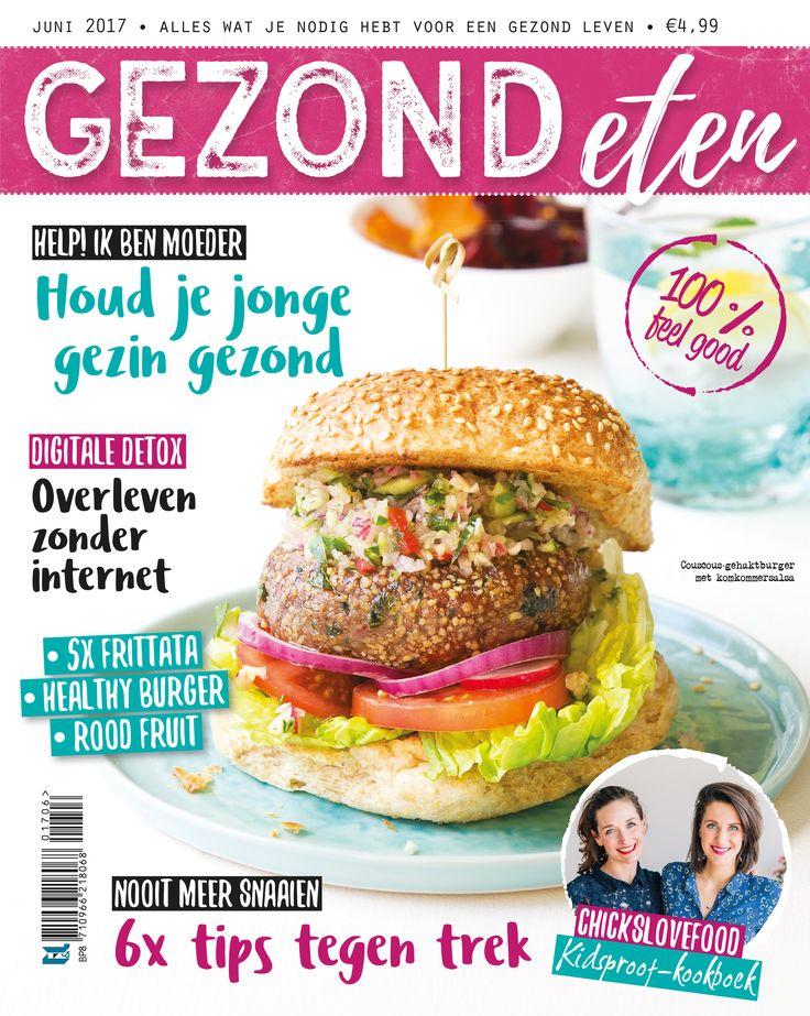 Gezond eten: het juni nummer