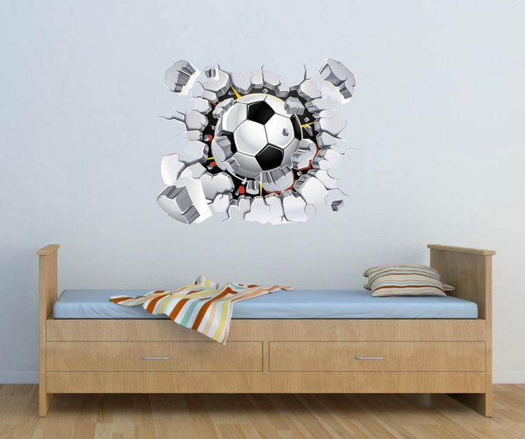 Football Wall Decal Part 31