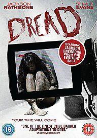Clive Barker's Dread (DVD, 2010)