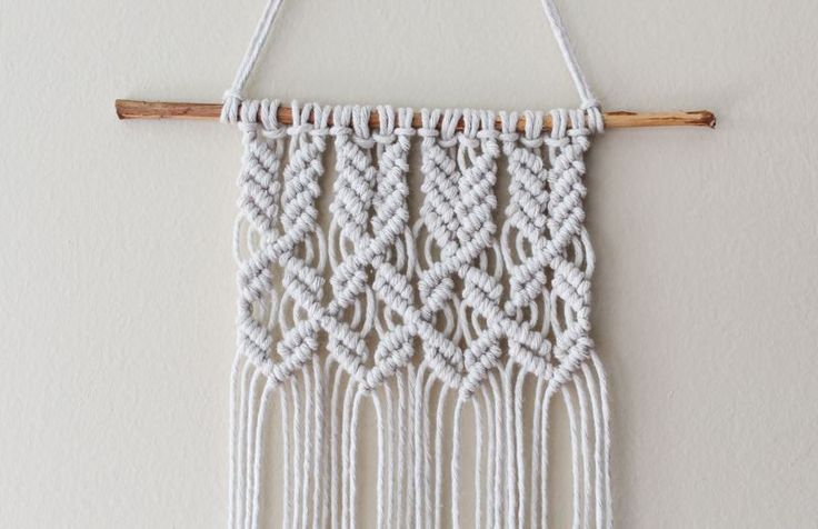 Detail Mini Macrame Wall Hanging 1 Of 1 Macram 233