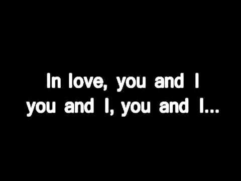 Michael Buble - You and I (with lyrics)