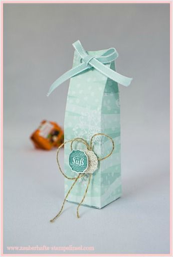 Süße Verpackung für Ferrero Küsschen