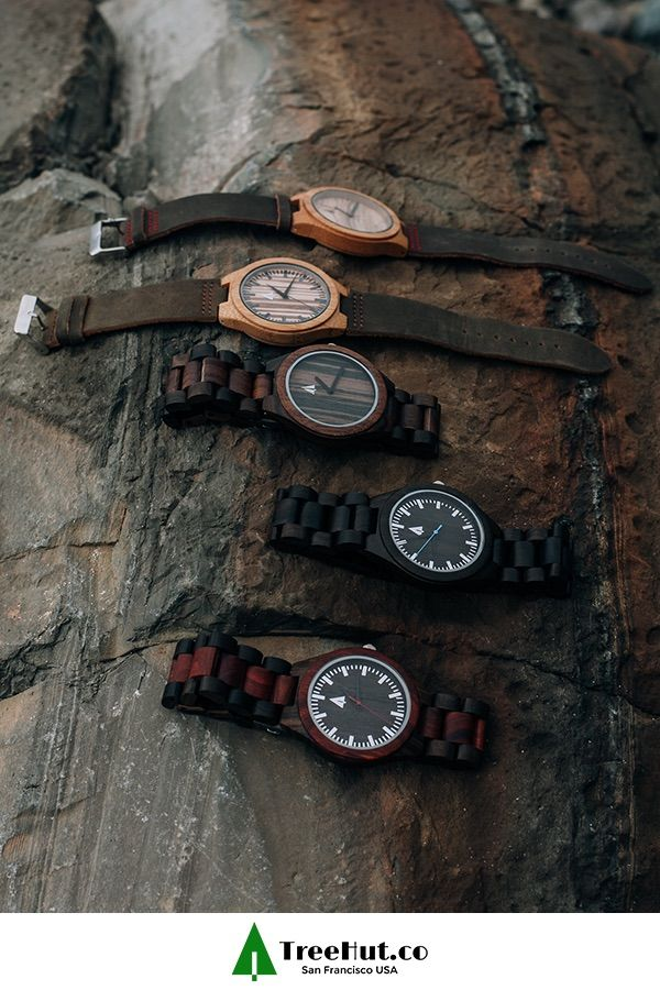 Count on value when you buy a Tree Hut watch. We sell direct to you – no wholesale, no middleman – that way we can keep our prices low and our quality high.