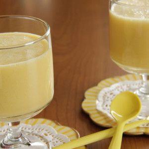 Vista previa del artículo Batido de naranja y plátano