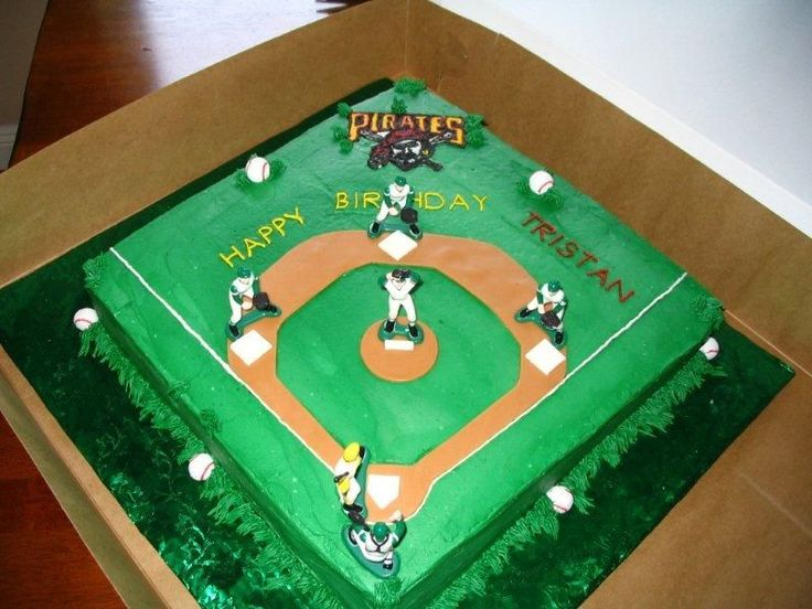 baseball feild cake pictues | Baseball Field