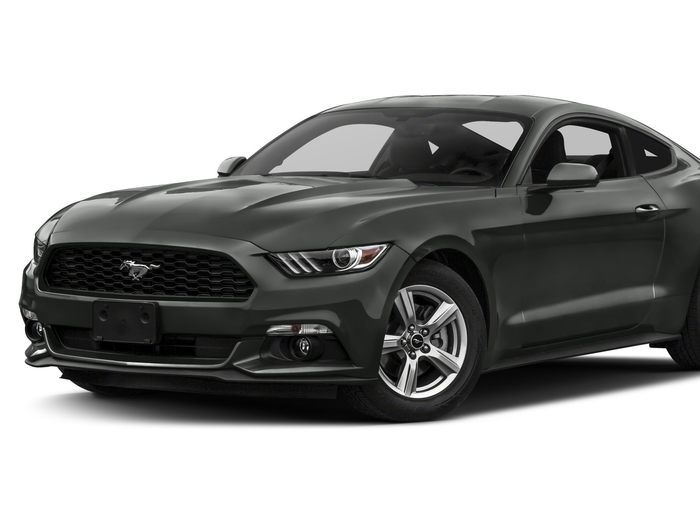 2017 Ford Mustang Information