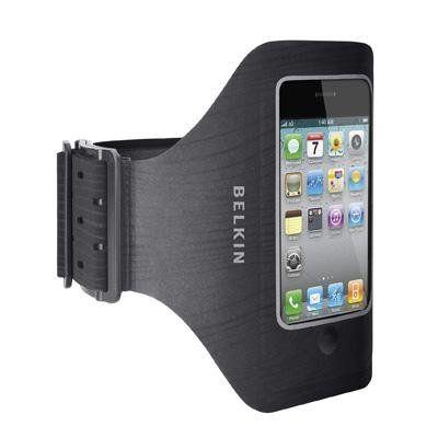 Belkin ProFit Armband for iPHONE 4/4S. New. Belkin F8Z644tt. Belkin F8Z644tt ProFit Armband for iPhone 4.
