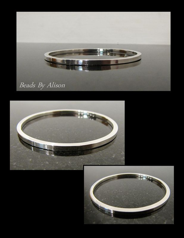 Week 15 - Round Peg, Square Hole. The Bangle & Bracelet Collection - Beads By Alison