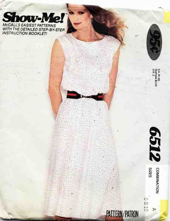 Mccalls Sewing Patterns Australia Gallery - origami instructions ...