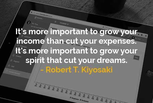 Lebih Baik Menambahkan Semangat Daripada Memotong Impian Anda