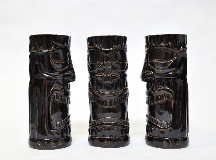 Rum based cocktails served in this Tiki Mug!